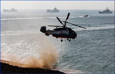 Северный флот получит шесть модернизированных вертолетов Ка-27М в 2017 году