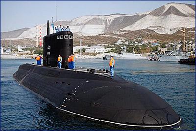 В этом году в Петербурге заложат для ТОФ две субмарины с «Калибрами»