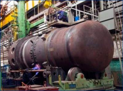 «ЗиО Подольск» завершил очередной этап работы над реактором атомного ледокола «Сибирь»
