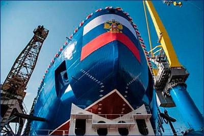 Развитие Арктики требует постройки еще двух атомных ледоколов