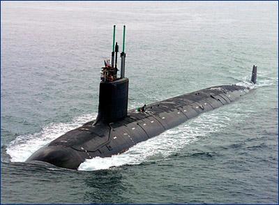 В США закупят материалы для строительства модернизированных подлодок класса «Вирджиния»