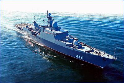 Вьетнам получит два фрегата «Гепард» в середине 2017 года