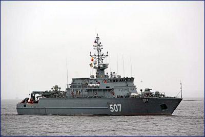 ВМФ России в перспективе получит не менее сорока минных тральщиков