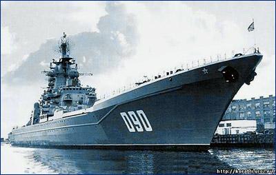 В корабельном составе ВМФ России сохранится класс крейсеров
