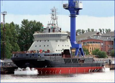 Первый ледокол для ВМФ РФ «Илья Муромец» будет сдан флоту осенью 2017 года
