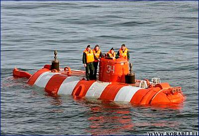 В ВМФ России завершена программа модернизации всех глубоководных аппаратов «Приз»
