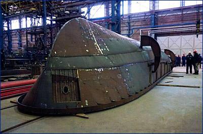 СНСЗ успешно завершил предварительные испытания катера «Рондо» на непроницаемость