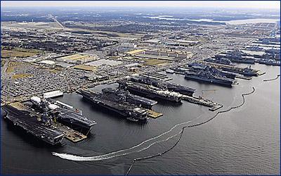 Мечтам Трампа о новых кораблях для ВМС угрожает нехватка специалистов на верфях