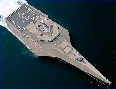 Заложен десятый корабль версии «Индепенденс»