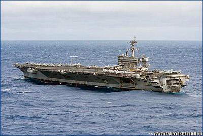 Отправленный к КНДР американский авианосец USS «Carl Vinson» (CVN-70) уплыл в другую сторону