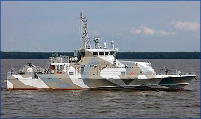 В Рыбинске спустят на воду третий «Грачонок»