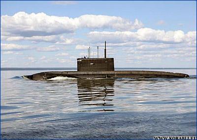 В 2019 году ТОФ планируется пополнить двумя дизель-электрическими подводными лодками проекта 636.3