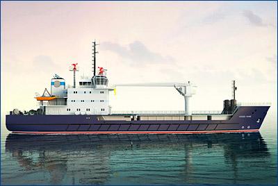 В Рыбинске заложат новый транспорт вооружения для ВМФ