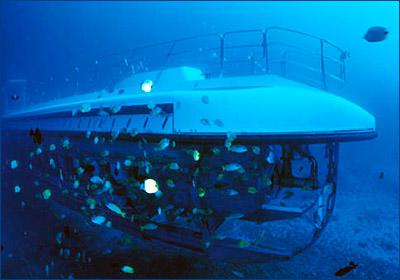 Новая подлодка просканирует морские глубины