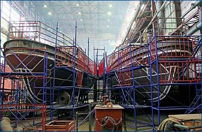 Власти планируют создать Карельский судостроительный кластер