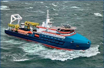 Килектор для ВМФ на базе проекта 23120 начнут строить не ранее 2018 года