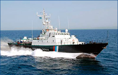 СФ «Алмаз» начала строительство пограничных кораблей и судна