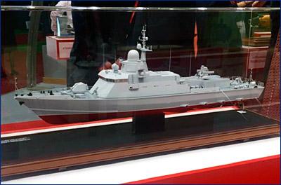 Индии предложат МРК «Каракурт» с итальянской 76-мм артустановкой