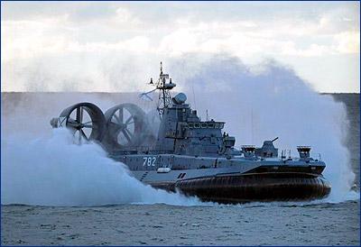 В России возродят производство десантных кораблей типа «Зубр»