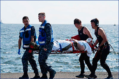 Семь моряков с эсминца ВМС США Fitzgerald погибли