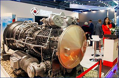 ОДК презентовала газотурбинные двигатели на замену украинским
