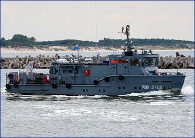 Тихоокеанскому флоту РФ передадут новейшие водолазные катера