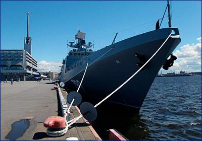 Недостроенные фрегаты проекта 11356 не продадут Индии