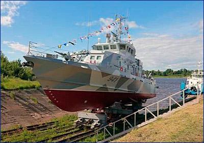 ССЗ «Вымпел» построит для Минобороны четыре противодиверсионных катера
