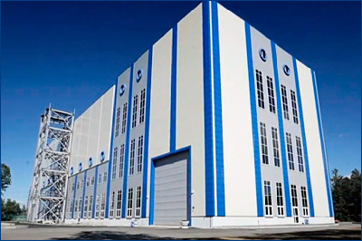 В Крыловском ГНЦ открыт отраслевой электротехнический стенд