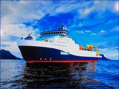 «Секретные» кабелеукладчики для Арктики будут достроены в Крыму