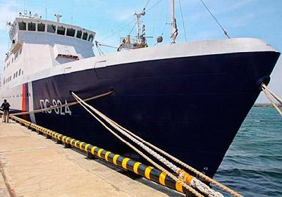 Сторожевому кораблю «ППС-824» присвоено имя «Евгений Колчин»