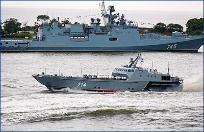 Морпехи получат «левитирующие» десантные катера