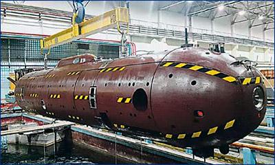 ЦКБ «Рубин» создаст аванпроект аппарата «Витязь», способного погружаться на 12 км