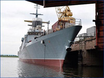 «Северная верфь» подготовила производство к строительству корветов проекта 20380 на экспорт