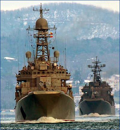 Владимир Путин подписал указ об основах военно-морской политики России