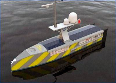 Kongsberg интегрирует систему управления на инновационный подводный аппарат «Sea-Kit»