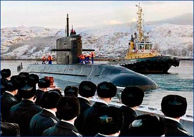 Подлодку «Кронштадт» передадут ВМФ РФ в 2020 году