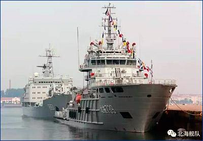 Головной морской буксир Bei Tuo 739 вошел в состав Северного флота ВМС НОАК