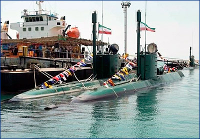 Головная ДЭПЛ «Фатех» ВМС Ирана будет принята на вооружение в сентябре