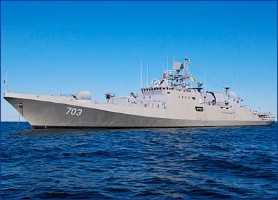 На заводе «Янтарь» построят боевые корабли для Индии