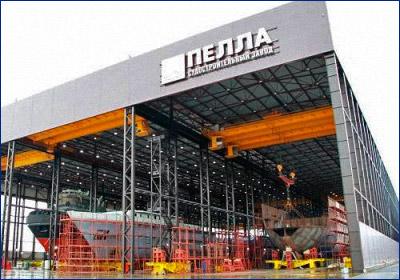 СЗ «Пелла» построит траулеры по хорватскому проекту