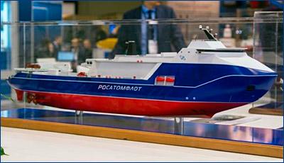 Мантуров: к 2024-2025 году планируется построить три атомных ледокола «Лидер»