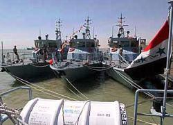 Катера класса Предатор ВМС Ирака