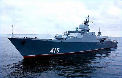 Шри-Ланка может подписать контракт по закупке сторожевого корабля проекта 11661 «Гепард-5.1»