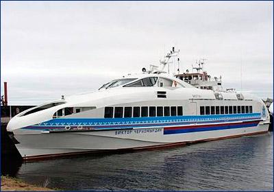 Зеленодольский завод им. Горького заложит два скоростных пассажирских судна
