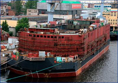 ЦКБ «Айсберг» начало проектирование плавучих энергоблоков нового поколения