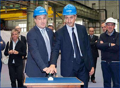 Компания Fincantieri приступила к строительству второго патрульного катера класса PPA