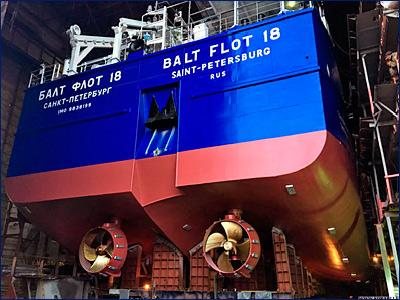 Сормовские корабелы спустят на воду третий танкер-химовоз проекта RST27M