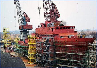 ПСЗ «Янтарь» ведёт переговоры о строительстве крупнотоннажного траулера