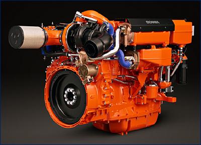 Scania расширяет линейку своих двигателей
